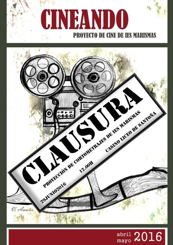 CINEANDO CLAUSURA